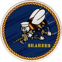 Many years ago, I was a SeaBee.